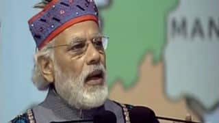 Much more still needs to be done in North East: Narendra Modi