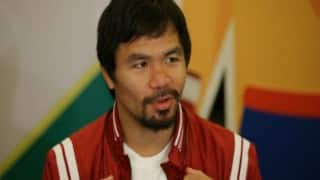 Manny Pacquiao's Senate victory brings him closer to presidency