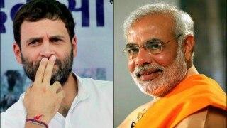 प्रधानमंत्री मोदी ने राहुल गांधी को जन्मदिन की शुभकामनाएं दी