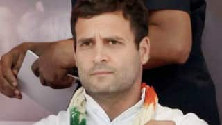 Rahul Gandhi's visit not cancelled due to security threat: Congress
