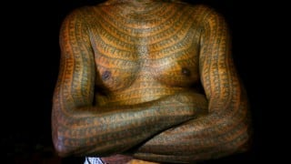 राम के अनोखे भक्त: भारत में एक ऐसा समाज जिसने पुरे शरीर पर लिखा होता राम नाम
