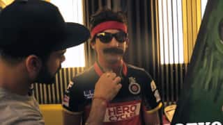 Watch: Behind the scenes fun and banter with Virat Kohli, captain Royal Challengers Bangalore