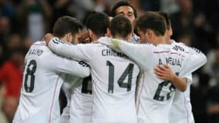 Real Madrid wins but falls short in La Liga title chase