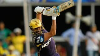 IPL 2016 KKRvsRPS: Kolkata Knight Riders tame Rising Pune Supergiants by 8 wickets in rain-curtailed tie