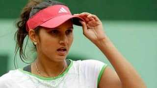 Sania Mirza moves into French Open mixed doubles semis