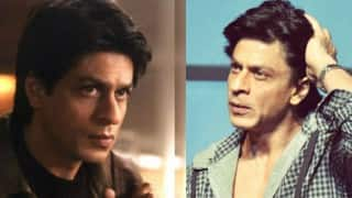 OMG!! Shah Rukh Khan's family forbids him from sharing their pictures on social media