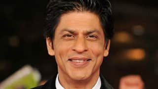 Shah Rukh Khan takes flight back from work to avoid traffic!