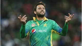 Shahid Afridi skips PCB's four-day fitness test