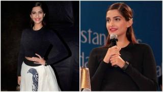 Sonam Kapoor stuns in Ralph & Russo gown at amfAR Gala