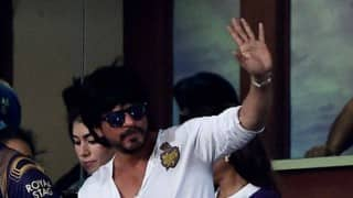 'Well Done' - How SRK Celebrated KKR's 100th IPL Win