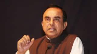 AgustaWestland chopper deal: Subramanian Swamy likely to make fresh revelations against Gandhi family, Congress ready with counter-attack