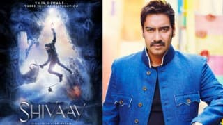 Shivaay poster: Ajay Devgn starrer hurts religious sentiments of Hindu community