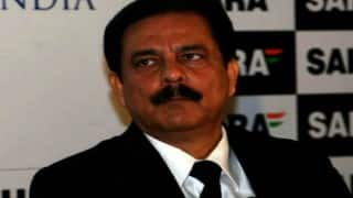 Subrata Roy gets 4 weeks parole for mother's last rites