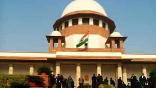 AgustaWestland chopper case: Supreme Court seeks Centre's reply on PIL for FIR against Congress leaders