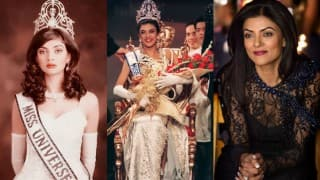 India's first Miss Universe Sushmita Sen will remain an inspiration to us all forever!