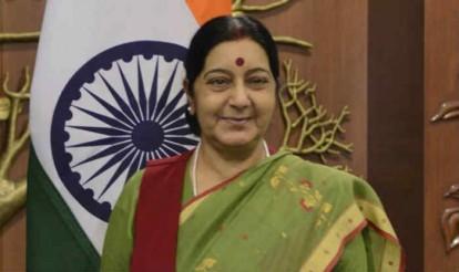 Assam Assembly Elections 2016: Sushma Swaraj greets Narendra Modi, Amit Shah on BJP
