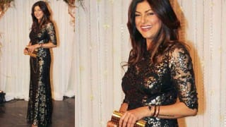 Sushmita Sen celebrates 22 years of her Miss Universe win