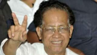 Assam Assembly Election Results 2016: Tarun Gogoi prays to Kamakhya, Congress trails