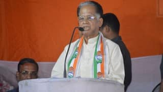 Assam Assembly Elections 2016 Results: Chief Minister Tarun Gogoi likely to be defeated from Titabor by BJP leader Kamakhya Prasad Tisa