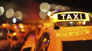 Ban on diesel-run taxis comes into effect in Delhi