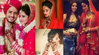 Yeh Hai Mohbbatein actor Mihika Verma wedding album: The couple's super glitzy wedding affair will give you new love goals!
