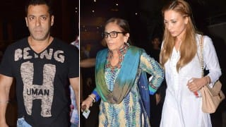 Salman Khan and Iulia Vantur make it official! These pictures are proof