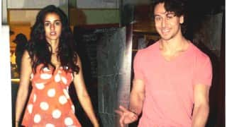 Tiger Shroff opens up about alleged love affair with Disha Patani