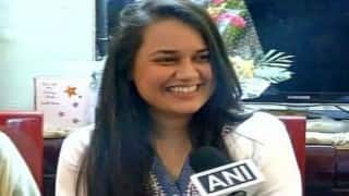 Want to be a role model for all girls, says UPSC topper Tina Dabi