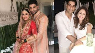 See first post-wedding picture of Urmila Matondkar with husband!