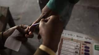Telangana bypolls: Polling underway for Palair assembly seat