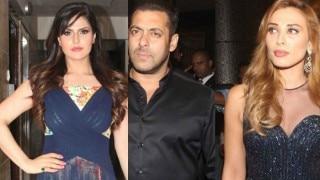 Zareen Khan confirms B-town couple Salman Khan and Iulia Vantur's marriage?