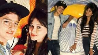 Yeh Rishta Kya Kehlata Hai actors Rohan Mehra & Kanchi Singh dating each other!