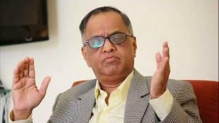 Infosys Founder Narayana Murthy to Interact With Investors Today
