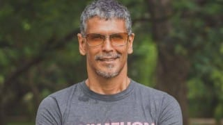 Milind Soman to run 570 km for 'The Great India Run'