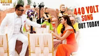 Sultan song 440 Volt: Salman Khan, Anushka Sharma show their electrifying moves in this newly released track