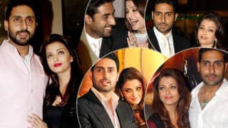 FINALLY! Abhishek Bachchan talks about problems in love paradise