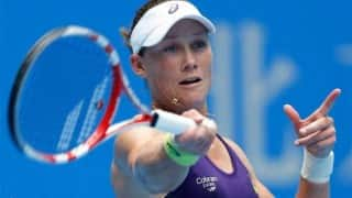 Sam Stosur appears to be the dark horse at French Open