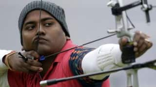 Archery World Cup: Indian men's team gets top qualification for Rio qualifiers