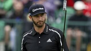 World No.1 Golfer Dustin Johnson Crashes Out at World Golf Championship Match Play