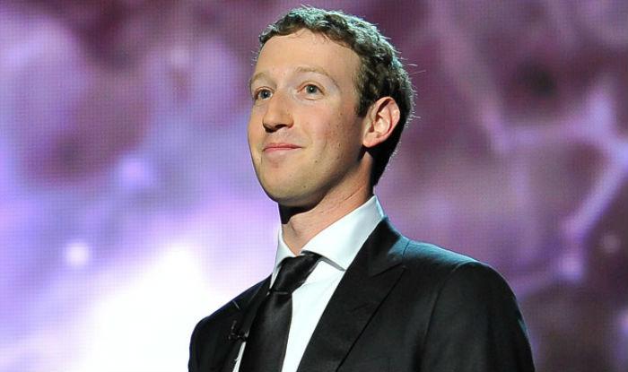 Facebook CEO Mark Zuckerberg's Twitter, Pinterest accounts