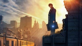 J. K. Rowling introduces Newt Scamander, the new hero in Fantastic Beasts coming this November