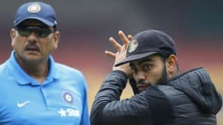 Virat Kohli to select between Ravi Shastri and Anil Kumble as Team India coach