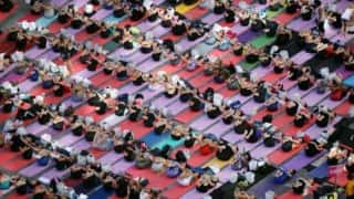 UN marks International Yoga Day, people from 135 nationalities participate