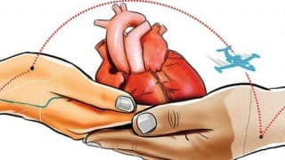 Heart retrieval and transplant in 75 minutes saves life of Bangalore techie