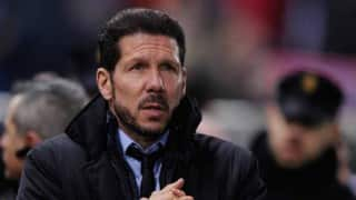 Atletico Madrid chief confirms coach Diego Simeone will continue with club
