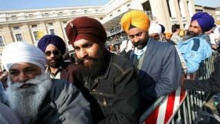 448 Sikh pilgrims cross over to Pakistan