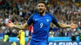 FRA 2 - 0 ALB | Full Time | Live Football Score, Euro 2016: Get full scorecard & live updates of France Vs Albania