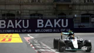 Formula 1 European Grand Prix 2016 Live Updates: Nico Rosberg wins the first Baku F1 race