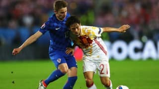 Euro Cup 2016: Croatia upends Spain 2-1 to win group