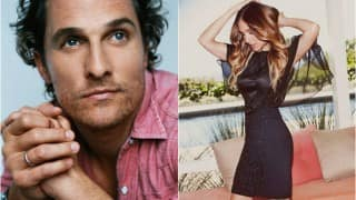 Matthew McConaughey had a huge crush on Sarah Jessica Parker!